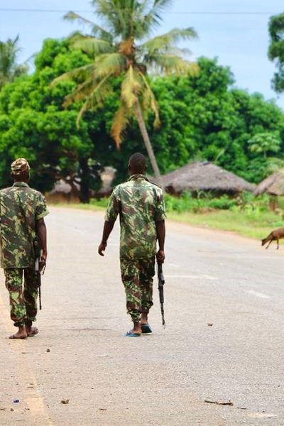 Mozambique condemns horrifying shooting of naked woman